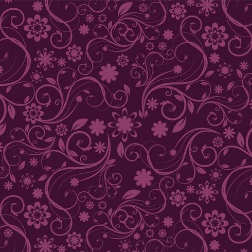 fundo floral do teste padrão, ilustração do vetor.