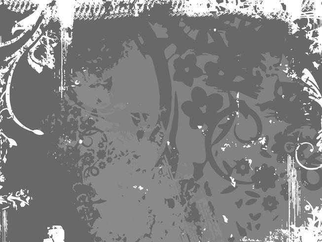 Fond avec texture grunge. Illustration vectorielle
