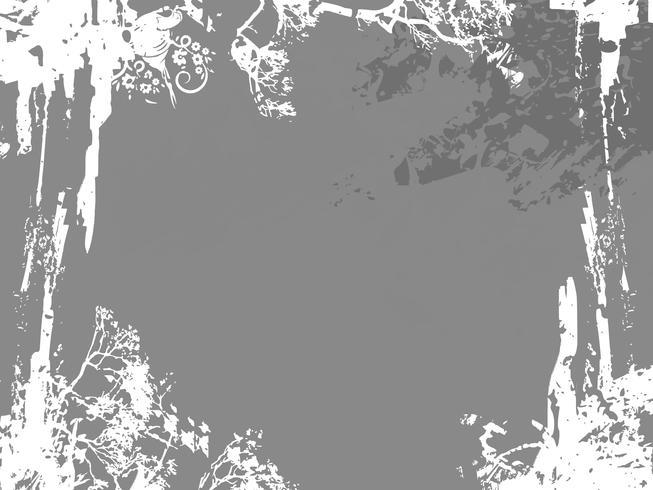 Fundo com textura grunge. Ilustração vetorial