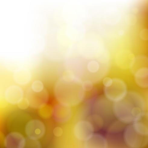 été abstrait printemps flou fond illustration vectorielle