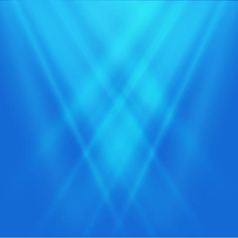 abstract blurred Blue Light background. vector background