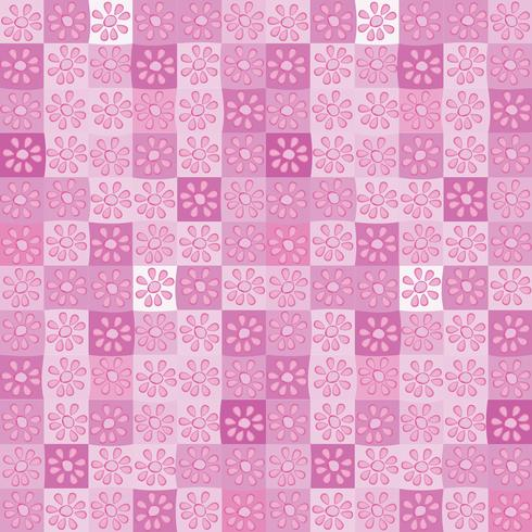 Papel de parede floral roxo sem emenda