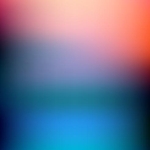 abstrakter unscharfer Hintergrund. Vektor Hintergrund