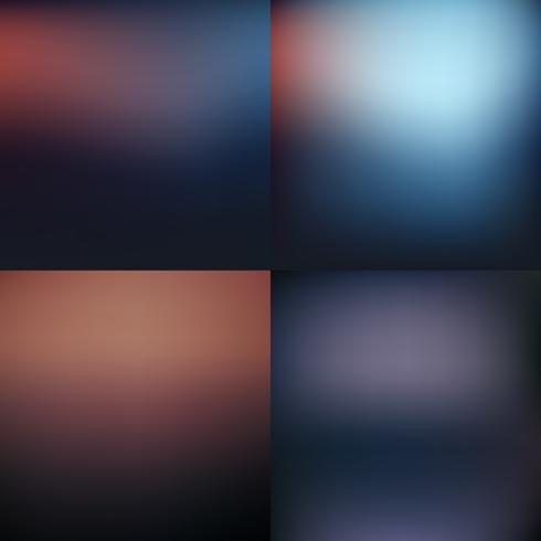 donker onscherpe achtergrond decorontwerp