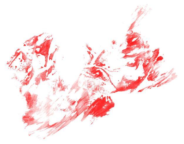 Splatter vattenfärg textur vektor