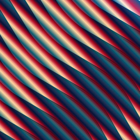 sfondo del modello di onda moderna