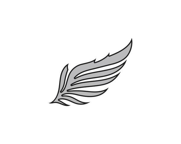 Logo oiseau faucon
