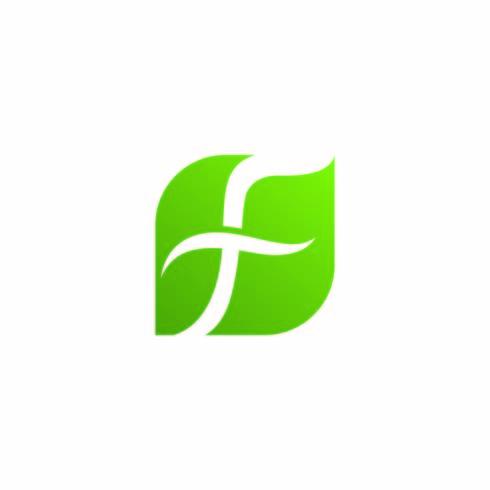 Icono de vector de letra F