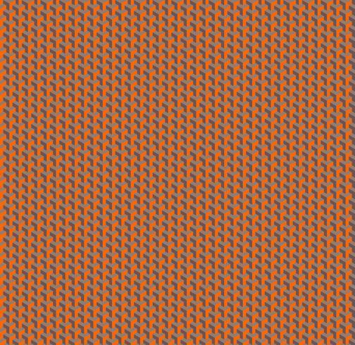 Patrón geométrico sin fisuras Fondo de estilo 3D. Ilustracion vectorial