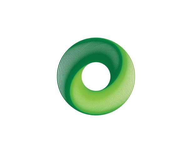 Kreislinie Logo Vektoren