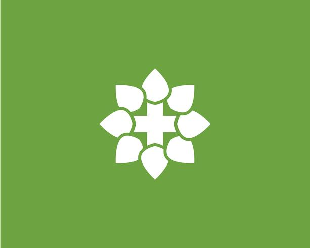 feuille verte logo ecologie nature element