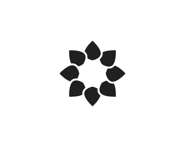 groen blad logo ecologie natuur element