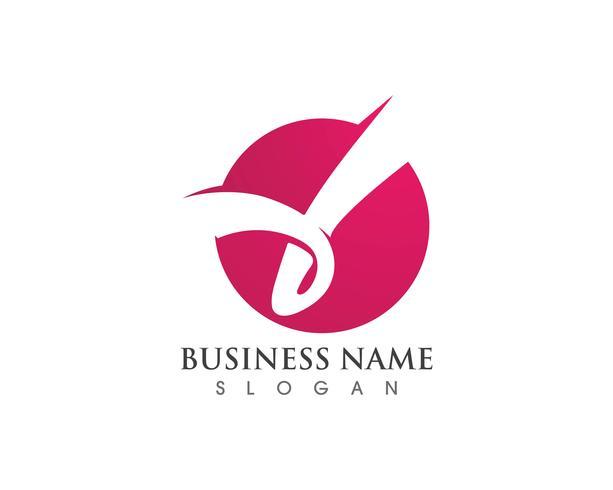 Ribbon logosymboler och ikoner mallar