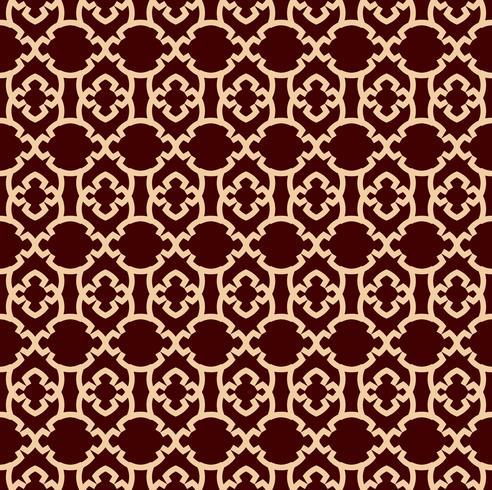 Patrón de línea geométrica perfecta. Diseño gráfico contemporáneo. Textura lineal sin fin para fondos de pantalla, rellenos de patrón, fondo de línea de página web. Monocromo adorno geométrico marrón dorado