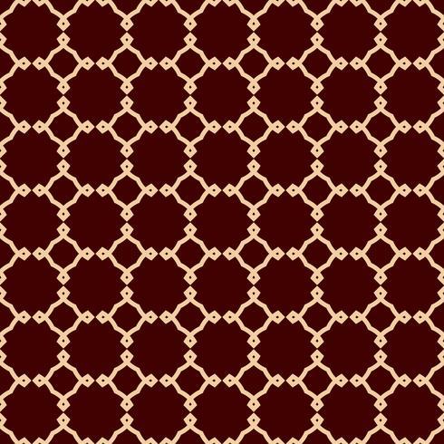 Vector sin patrón Textura con estilo moderno. Repetición de adornos lineales.