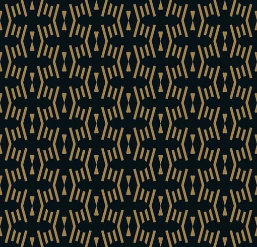 O padrão geométrico. Vetor sem costura de fundo.