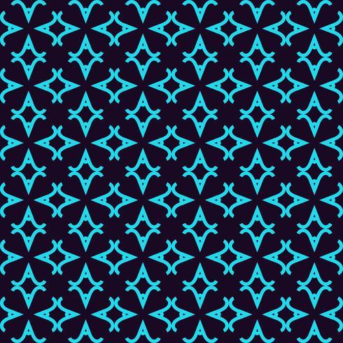 Modèle sans couture. Ornement de lignes et de boucles. Abstrait linéaire.
