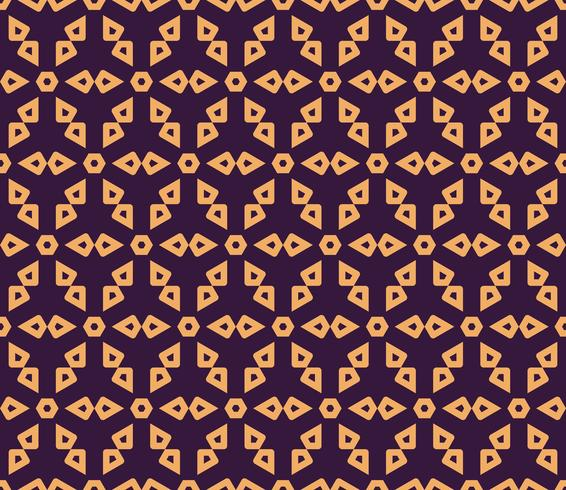 Vector seamless pattern. Modern stylish abstract texture. Repeat