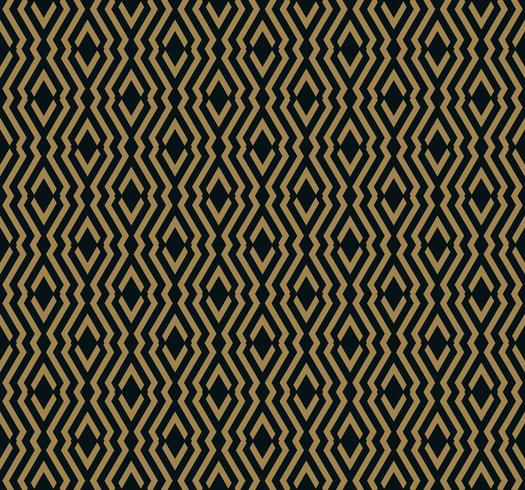 The geometric pattern. Seamless vector background.