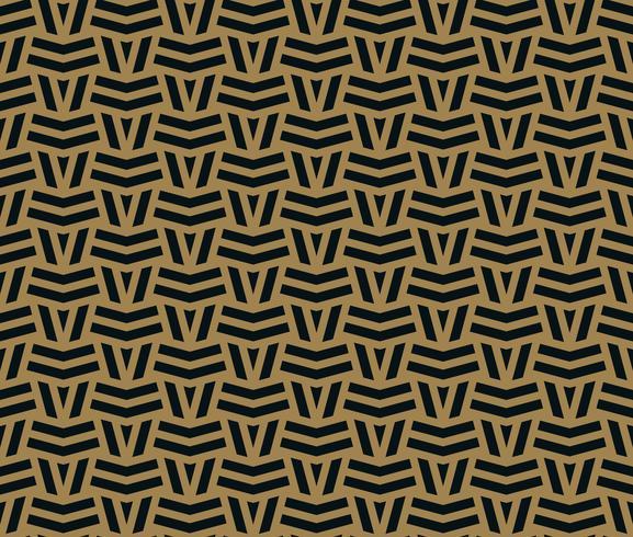 El patrón geométrico. Vector de fondo sin fisuras