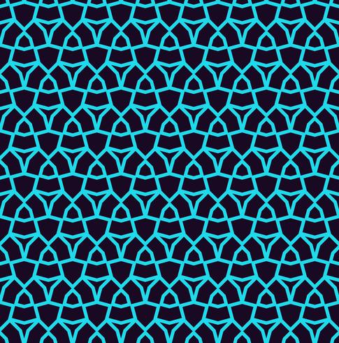 Geometric simple luxury blue minimalistic pattern with lines. Can be used as wallpaper, background or texture. vector