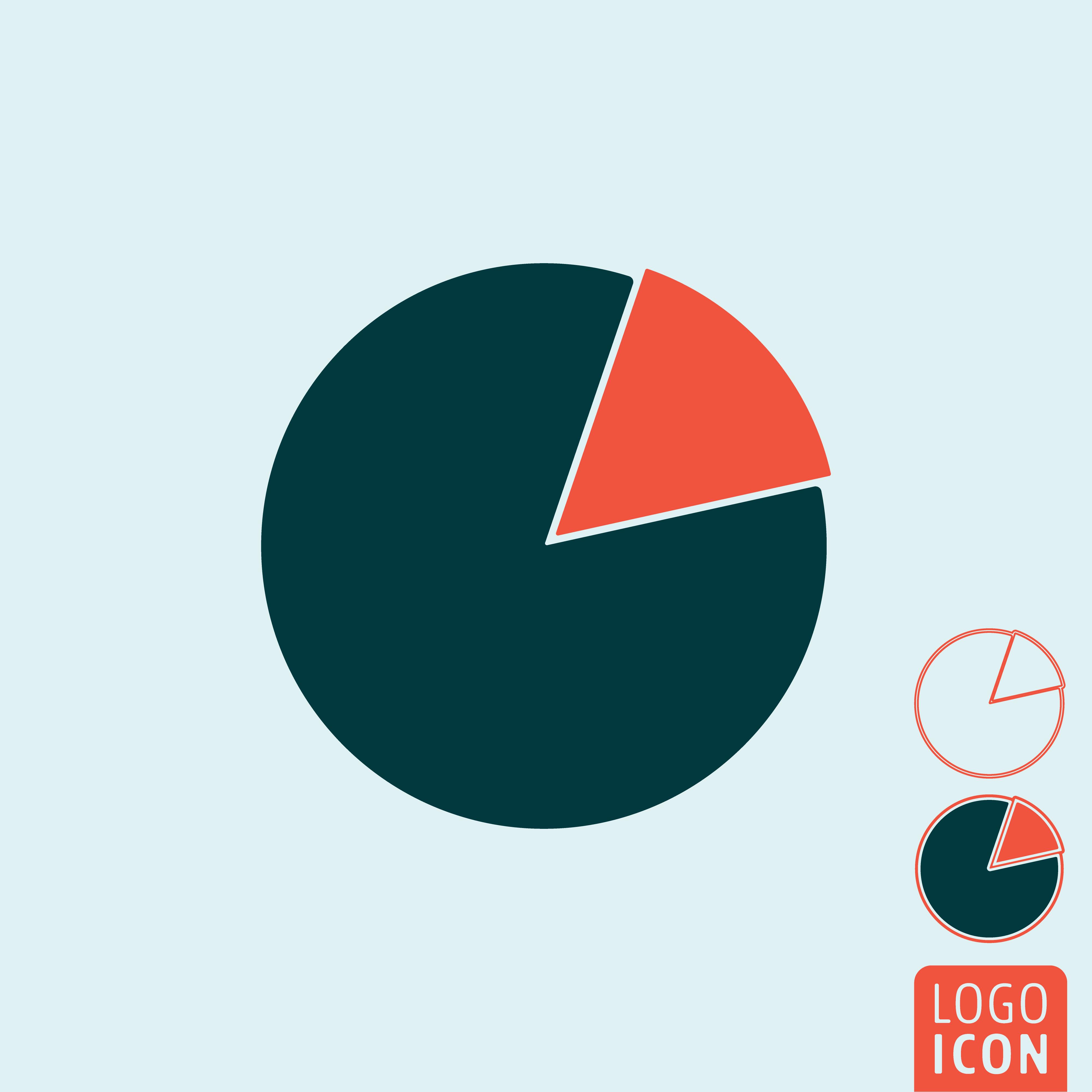 Diagram Icon Isolated