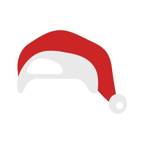 Santa Claus Julhatt