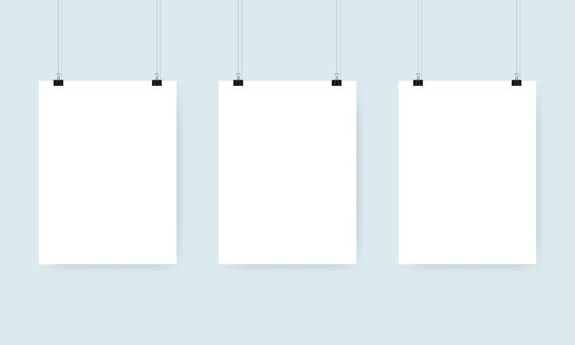 Plakatbinder-Clip