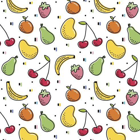 Modello di frutta