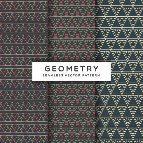 Modèle abstrait géométrique vectorielle continue