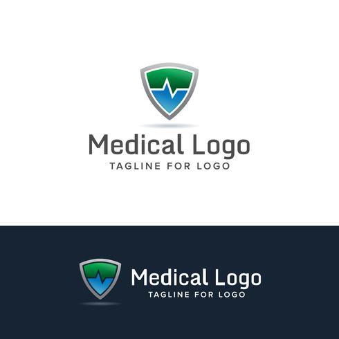 medical shield logo