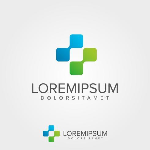 Medizinische Logo Vorlage