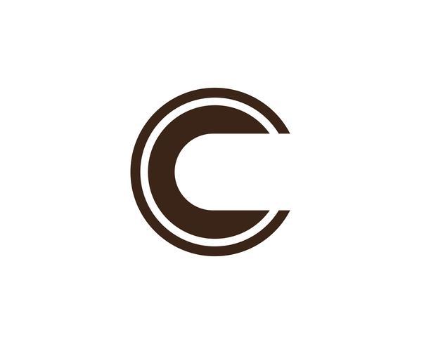 Buchstabe C Logo Template Design Vector ..