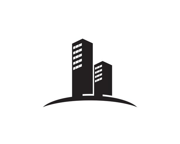 modèle de logos maison et maison