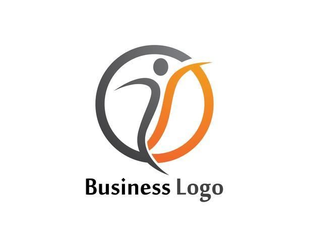 Plantilla de logotipo de salud vector plantilla de iconos de aplicación