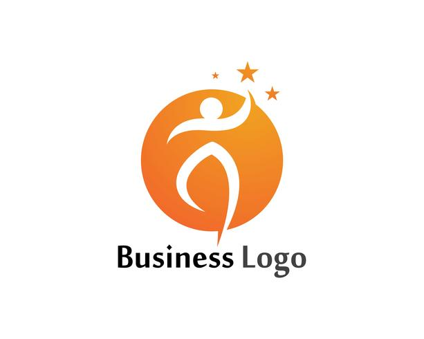 Gezondheid Logo sjabloon vector sjabloon pictogrammen app