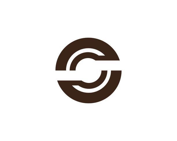 Letra C Logo Template Design Vector ..