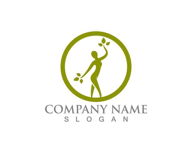 Salon mujer logo y simbolos