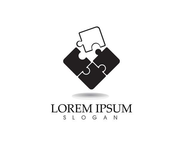 Gemenskapens omsorg logotyp och symbolmall app
