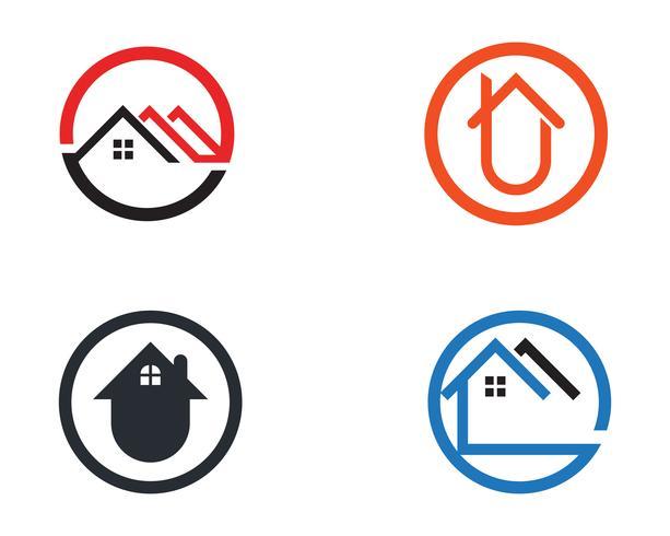 Hemlogo och symbolmallikoner app