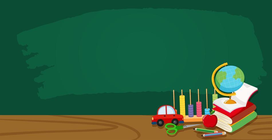 Une bannière de tableau de classe - Telecharger Vectoriel Gratuit, Clipart Graphique, Vecteur ...