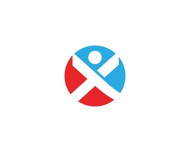X Logo vectoriel