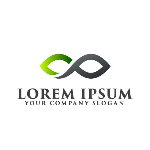 brev x oändlig logotyp design koncept mall