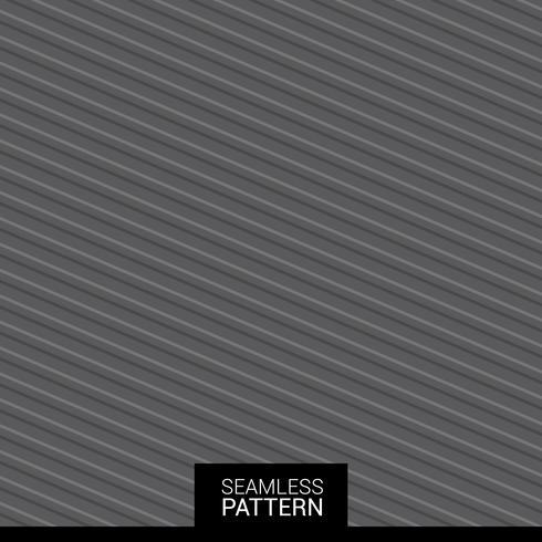 Illustrazione di vettore del modello delle strisce grige impresse