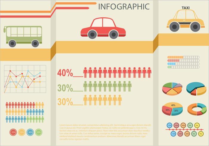 Transportens infographics