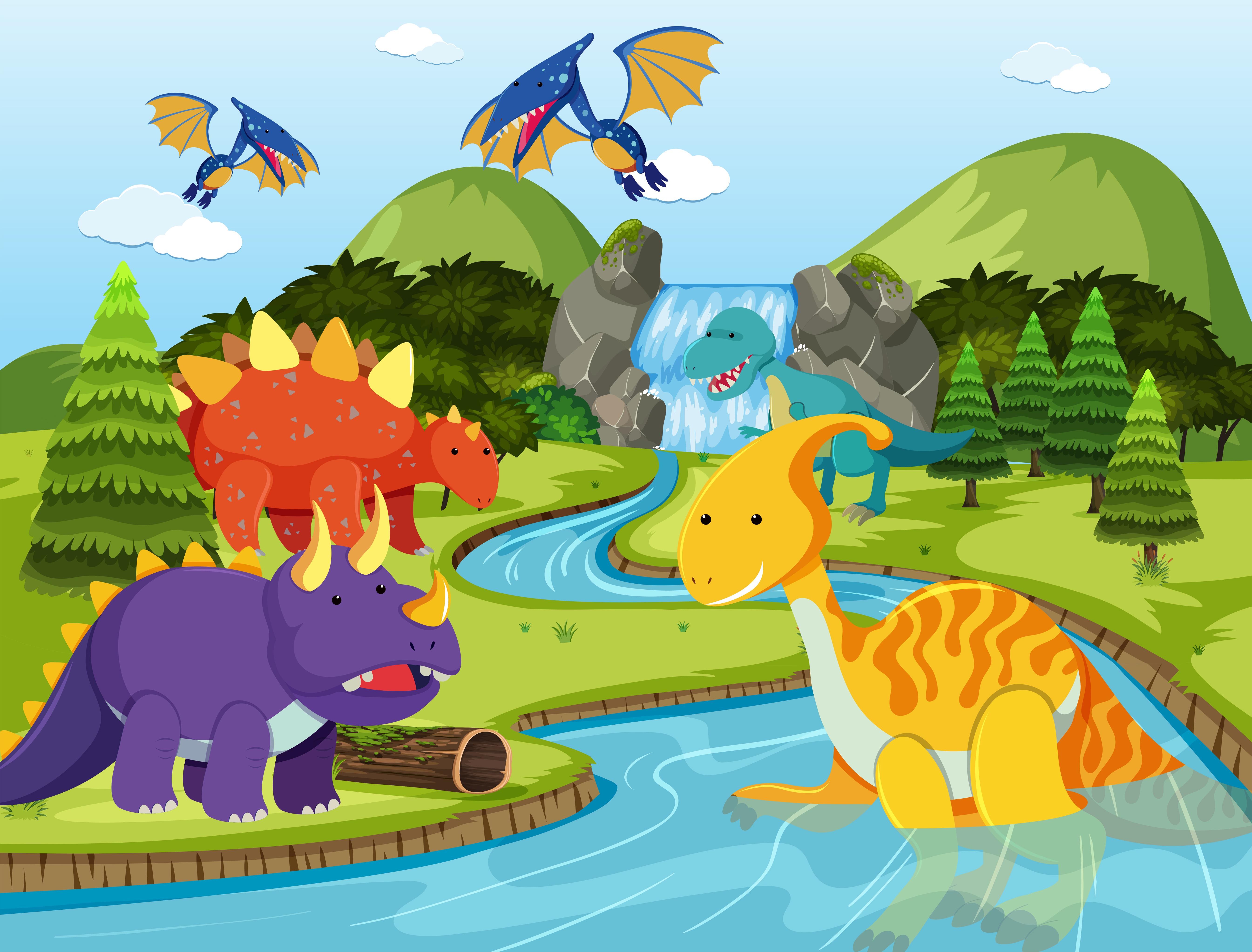 恐龍可愛版 免費下載   天天瘋後製