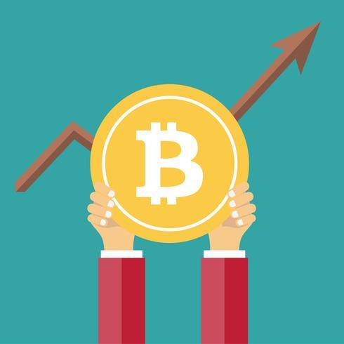 Online finansiering och investeringar för bitcoin