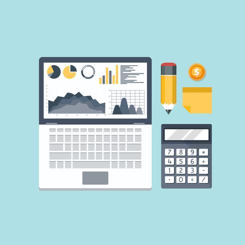 Stock market analysis, finance