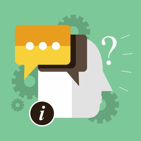 Frequently asked questions icon - Download Free Vectors ...