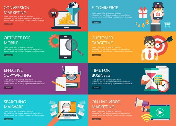 Geschäfts- und Technologiekonzepte